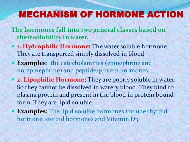 steroid hormones are called