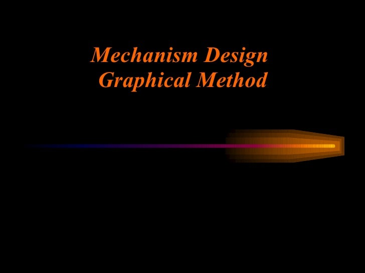 Mechanism Design  Graphical Method