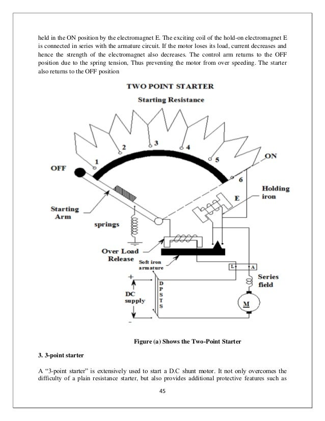 The Control Arm Is 45: Dc Shunt Winch Motor Wiring Diagram At Teydeco.co