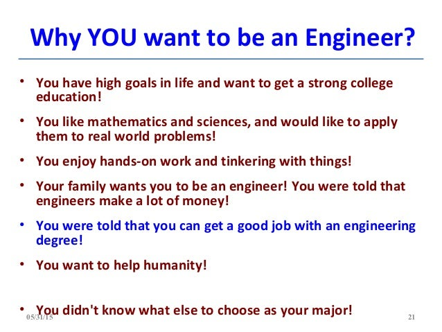 Got Engineering Degree Don T Want To Be Engineer