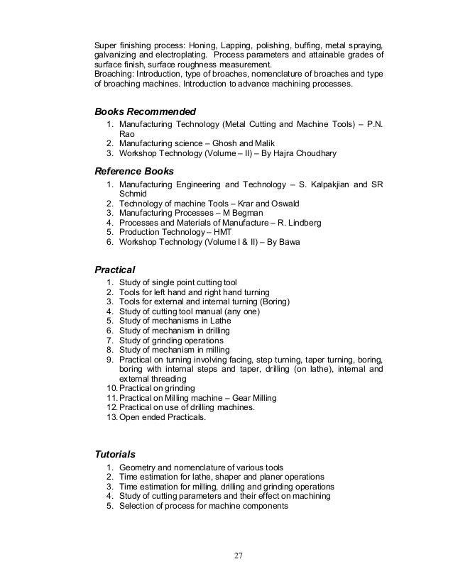 Elements Of Workshop Technology By Hajra Choudhary Pdf Free