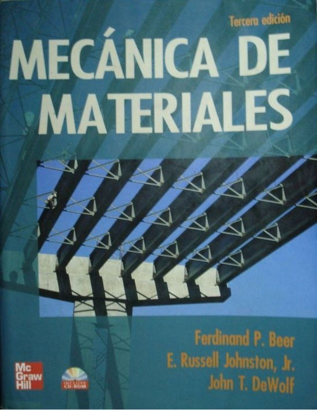 Mecánica de materiales   beer 3ra edición