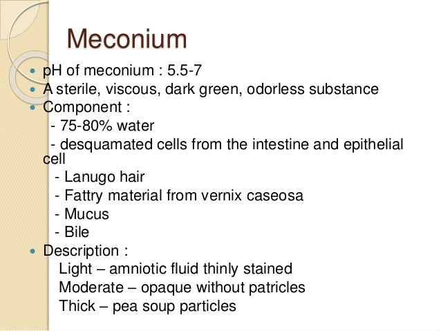 causes of meconium aspiration Meconium aspiration syndrome - learn about the causes, symptoms, diagnosis & treatment from the merck manuals - medical consumer version.