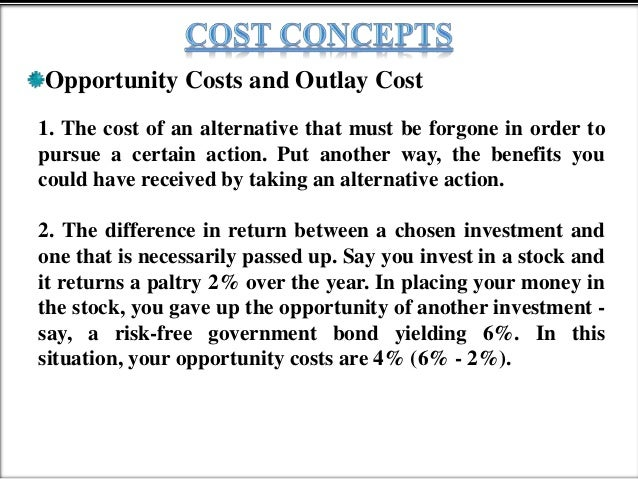 Replacement cost in managerial economics