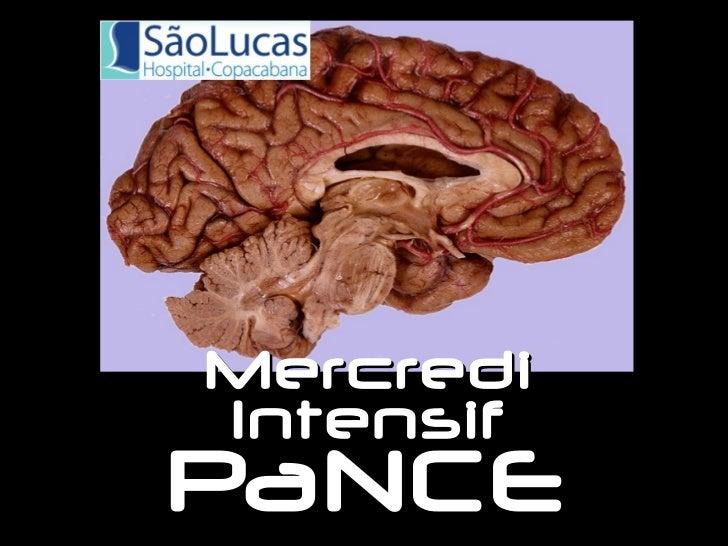 Mercredi Intensif PaNCE