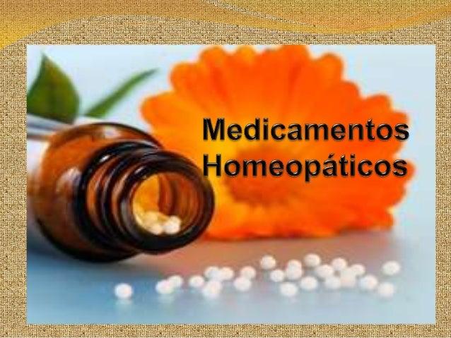 La homeopatía es un tipo de medicina alternativacaracterizada por el empleo de preparados altamentediluidos que pretenden ...