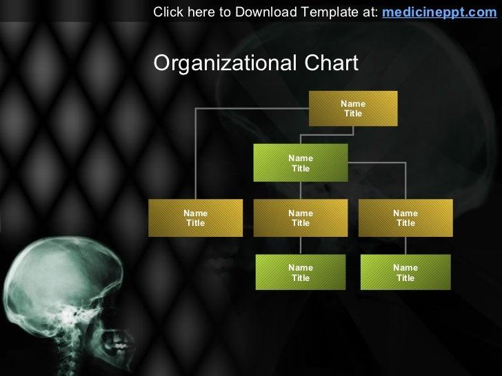 Skull x ray powerpoint presentation template toneelgroepblik Image collections