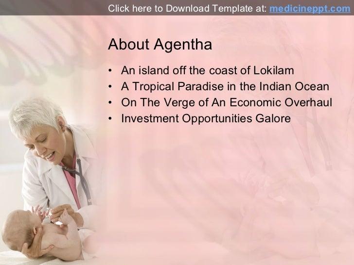 Pediatrician PowerPoint Template Slide 2