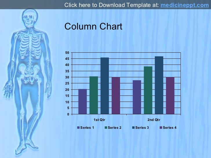 Column Chart Click here to Download Template at:  medicineppt.com