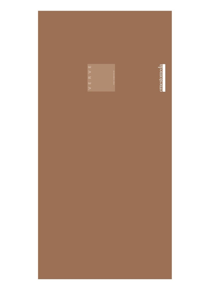 V E R V E      design: Castiglia Associati