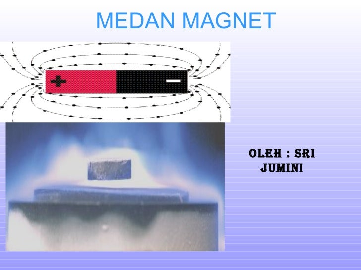 MEDAN MAGNET Oleh : Sri Jumini