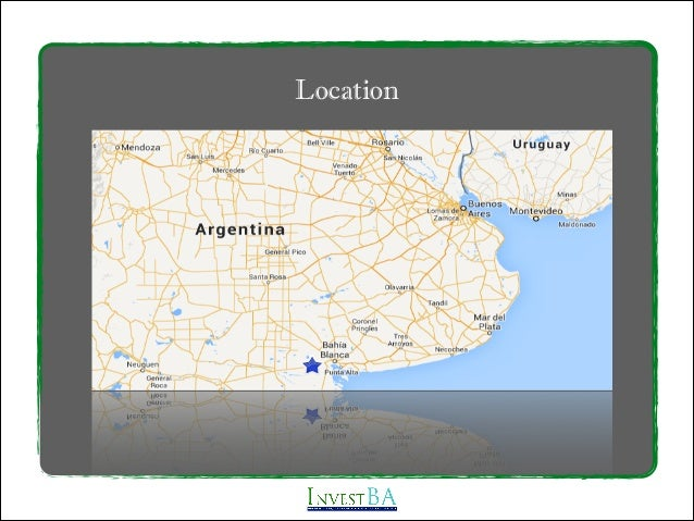 For Sale Hectare Argentina Vineyard And Turnkey Winery - Argentina map for sale