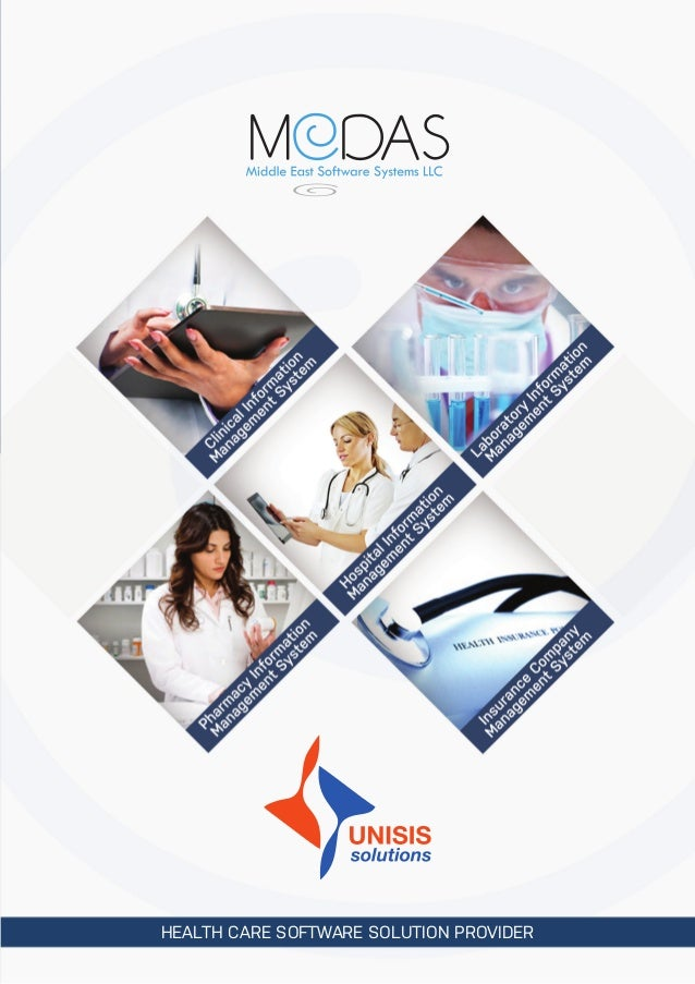 HEALTH CARE SOFTWARE SOLUTION PROVIDER