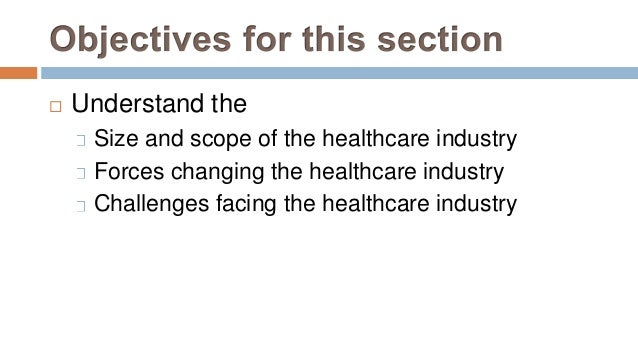 Healthcare is a Business Slide 2