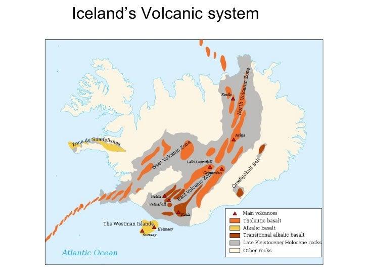 medc volcano case study iceland