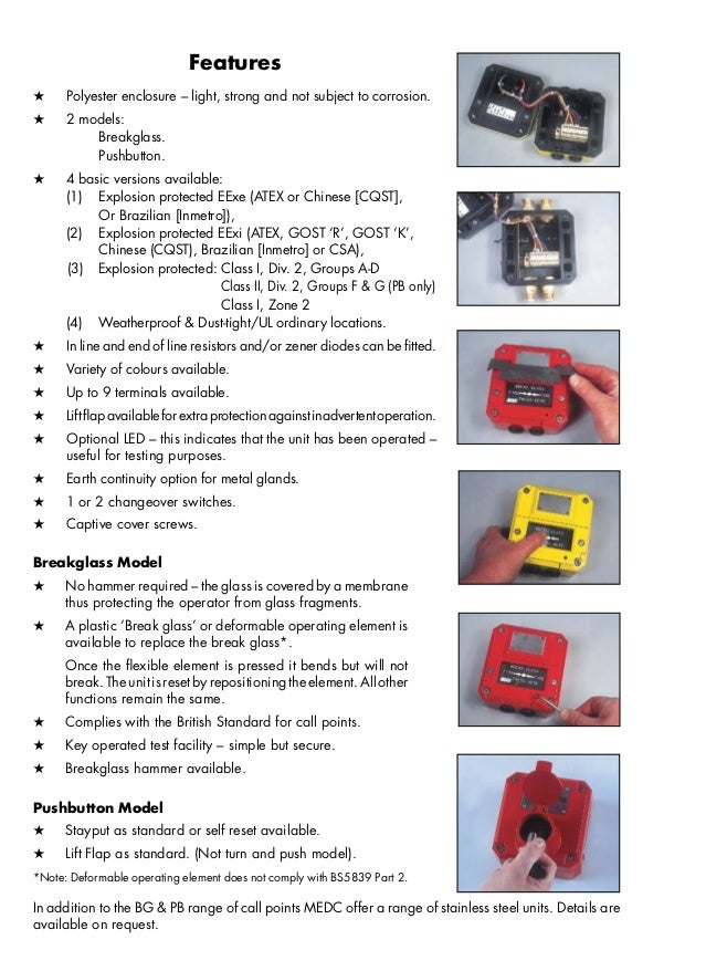 Medc Manual Call Point Wiring Diagram Somurich