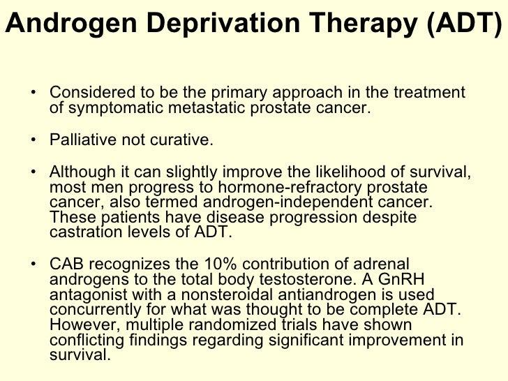 nonsteroidal antiandrogen