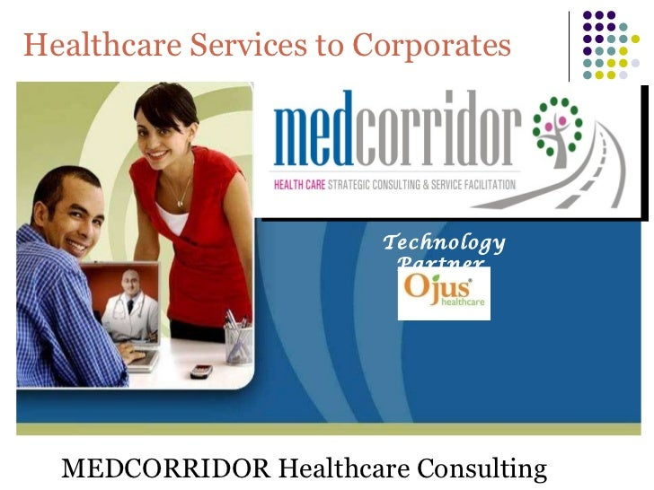 Healthcare Services to Corporates Technology Partner  MEDCORRIDOR Healthcare Consulting