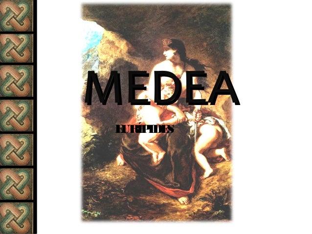 MEDEAMEDEA EURÍPIDES