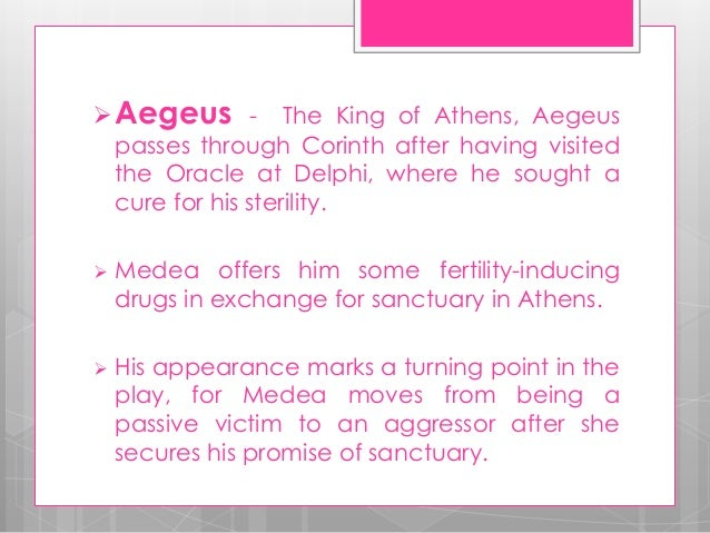 an overview of the themes of the play medea by aeschylus - the chorus's perspective of justice works differently in euripides' medea and aeschylus' the libation bearers in both the libation bearers and medea, the driving force of vengeance links the chorus to each of the play's protagonists.