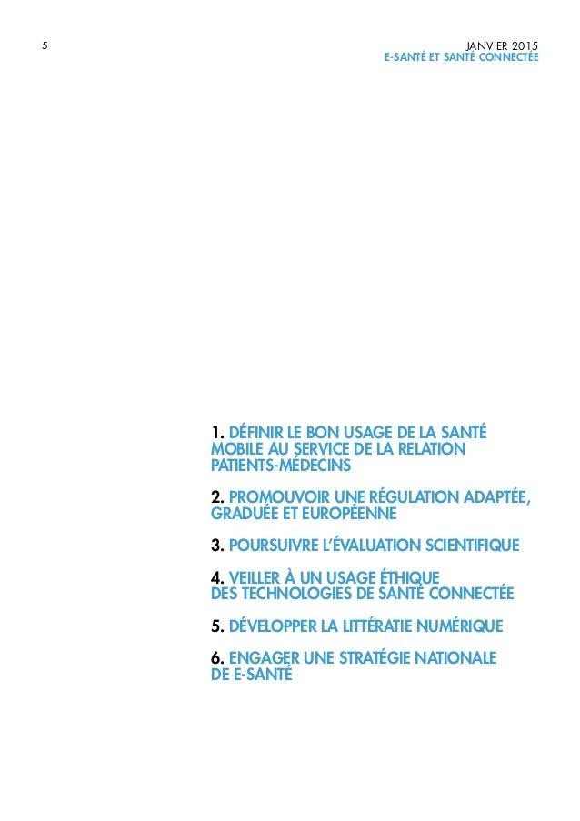 Sant connect e le livre blanc du cnom - Chambre disciplinaire nationale de l ordre des medecins ...