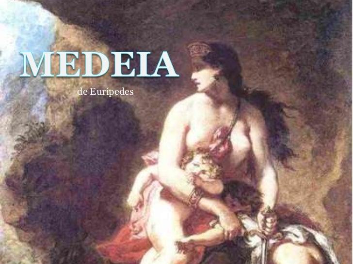 deEurípedes <br />MEDeIA<br />por Eurípedes <br />MEDÉIA<br />