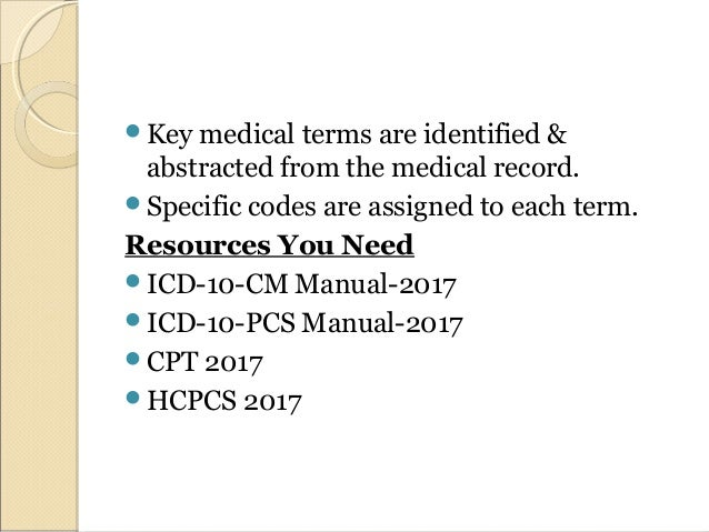 medical coding and billing training minicourse 2017 for cpc rh slideshare net medical coding manual pdf medical coding manuals 2018
