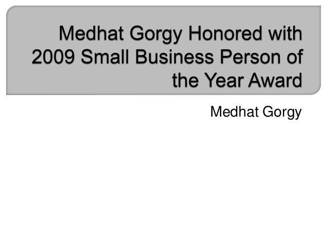 Medhat Gorgy