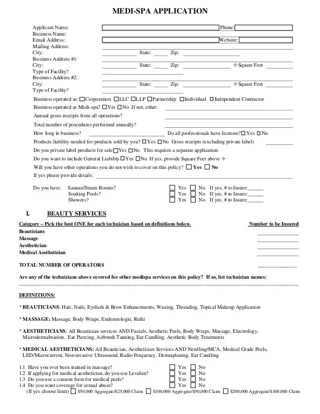 SPA APPLICATION