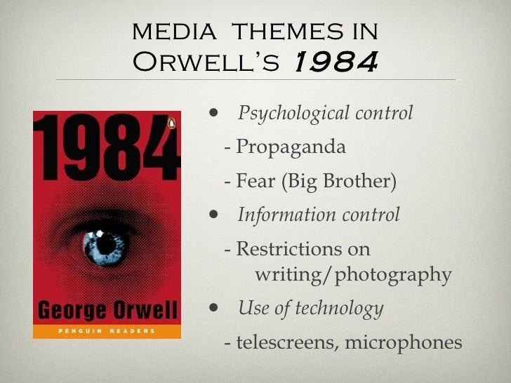 an analytic essay on george orwells novel 1984 As a new society unfolds, so do new values and authority in 1984, george  orwell presents a futuristic vision of the power of government as well as its social .