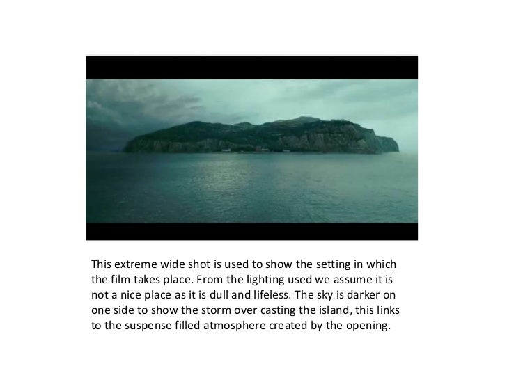 media shot analysis shutter island shutter island by rebecca clarke 2