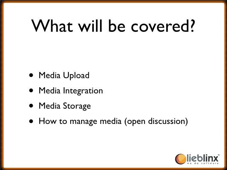 Media Asset Management Slide 2