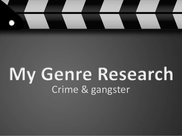 Crime & gangster
