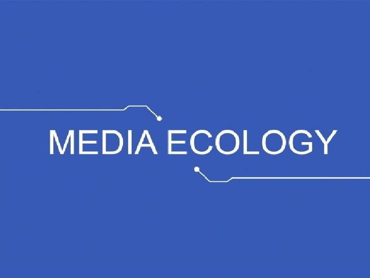 media ecology To enhance the generality and usefulness of classic communication theory, some  complementary concepts and ideas have been introduced and commented.