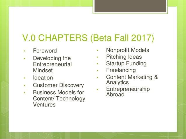 Media Innovation & Entrepreneurship Textbook Deck Slide 2