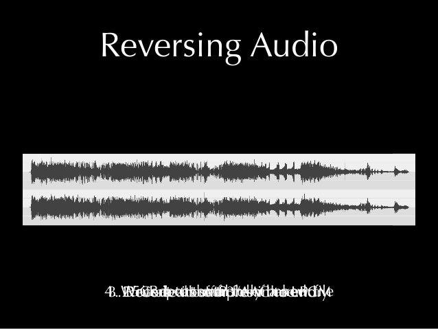 Been there, done that • The Amazing Audio Engine 💀 • Novocaine (💀?) • EZAudio 💀 • AudioKit • Superpowered • etc…
