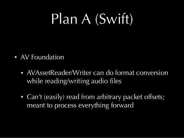 if USE_SWIFT_CONVERTER { err = convertAndReverseSwift(sourceURL: source as CFURL, forwardURL: self.forwardURL as! CFURL, b...