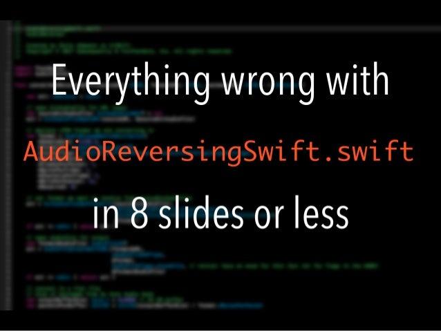 Swift 3Swift 4