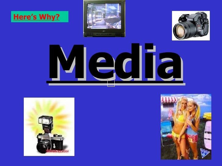 the influences of media Gcse socio-cultural influences sport and the media sport and the media the aim of this lesson is to find out how the media affects sport itself, as well.