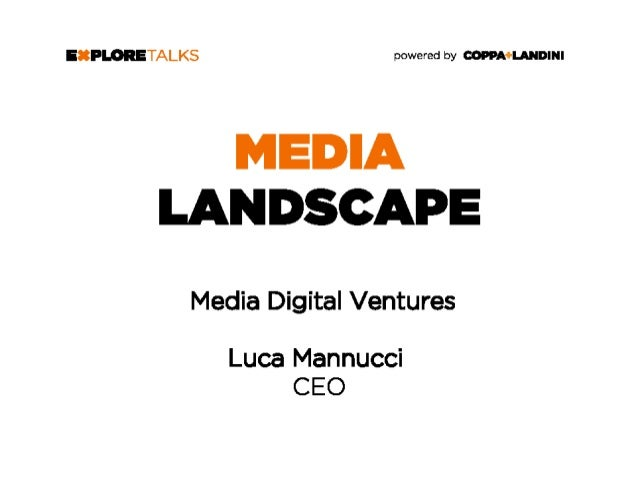 Media Digital Ventures Italy January 2016