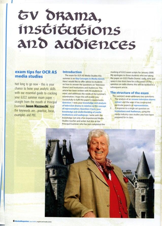 Media magazine-g322-overview