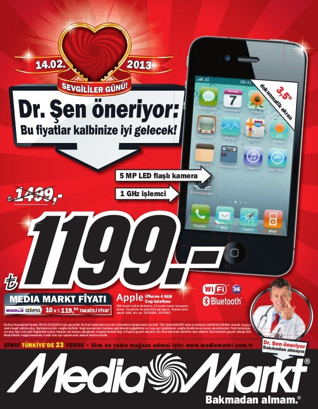 Apple Iphone 4 Media Markt