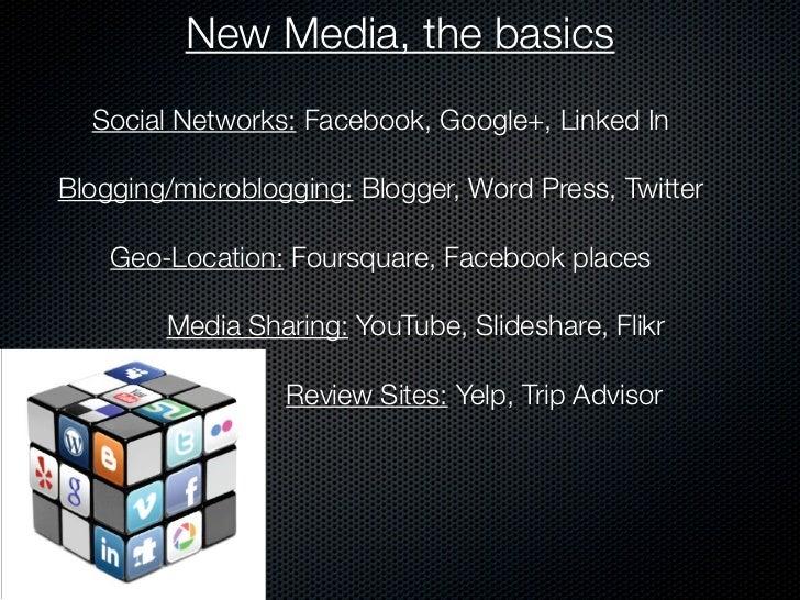 Social Media Marketing: Politics and Utilities Slide 3