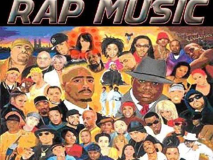 Analysis of Rap as a Music Genre