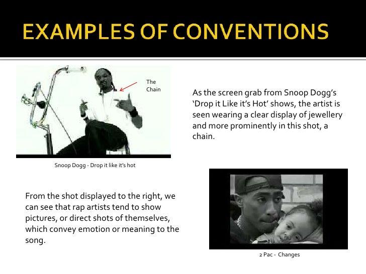 An analysis of rap music