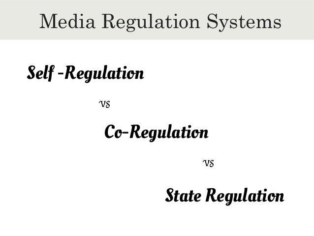 Media Regulation in Southeast Asia