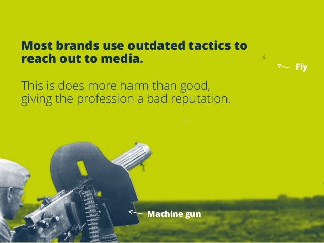Most brands use outdated tactics to  reach out to media.  This is does more harm than good,  giving the profession a bad r...