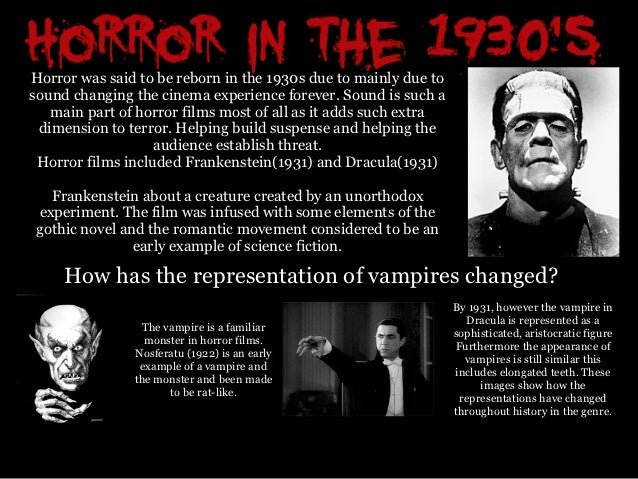 a history of horror movies A history of horror is a video essay which proposes a timeline of influential and aesthetically beautiful horror movies around the world a history of horror on vimeo join.