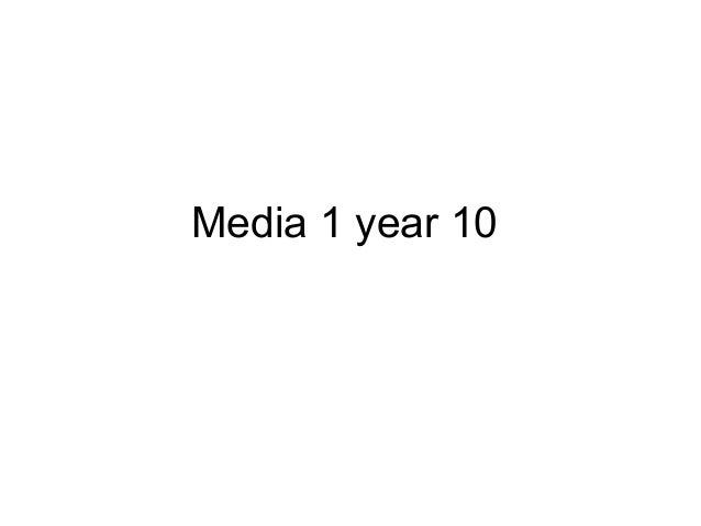 Media 1 year 10