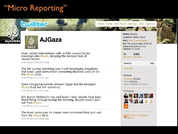 """ Micro Reporting """